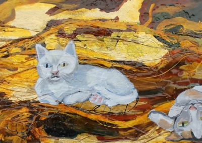 mcallister_mic_The Energy Of Cats_15x36